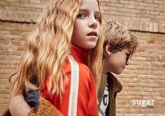 Elia & Marti from Sugar Kids for Bellerose by Carmen Ordóñez.