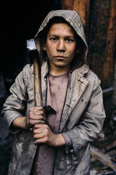 Afghanistan, Steven McCurry.