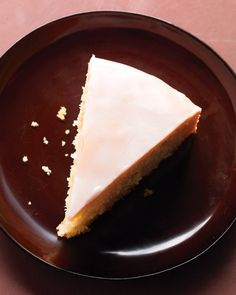 Spiced Lemon Cake Recipe