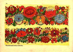 Hungarian embroidery set http://www.liveinternet.ru/users/botvinovskay/post252072479/
