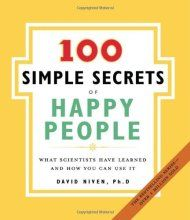 The 100 Simple Secrets Of Happy People by David Niven PhD ebook deal