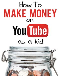 Do your kids want to make some money? They can make money making #YouTube videos. This website  has over 200 ideas for how #kids can make #money. http://www.howtomakemoneyasakid.com/how-to-make-money-on-youtube-as-a-kid-interview-with-truetriz/