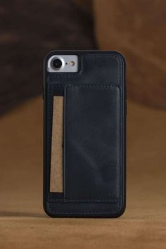 ***OUR NEW LOGO WITH YOU***  New Logo and New Discount Use code NEWLOGO at the checkout to get 20% discount! Coupon active till MARCH 20th 2017!  COUPON CODE: NEWLOGO  Dont miss your chance! ------------------------------------------------------------------------------------ iPhone 7/7 Plus Stand Case  ● 100% Genuine Leather ● Handmade leather slim cover on cell phone case for iPhone 7 and iPhone 7 Plus ● High-quality genuine leather and will get a nice view of gaining over time a natura...