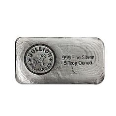 Deep Pour Lines 2oz Silver Bar Pirate Stamped Bullion