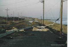 Sandy Hook, NJ (after 1992 storm)