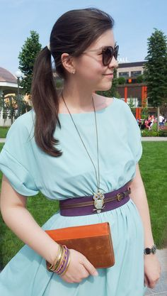 Outfits that matches Amazing Jake's color scheme - Teen Fashion Diary: Mint Madness