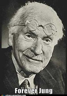 """Carl Jung was a psychotherapist and psychiatrist. He proposed the concept of extraverted and introverted personalities. He coined the phrase """"collective unconscious"""" that all humans share and was inherited from our ancestors."""