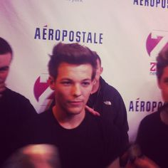 Louis at the Jingle Bell Ball, 7/12/12. Photo by twistmag