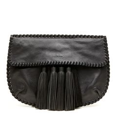 Fab. Tassel Bag Clutch