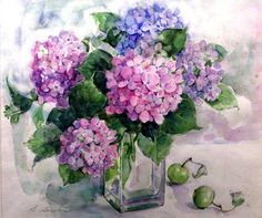 Подборка цветов для творчества - Картинки для декупажа