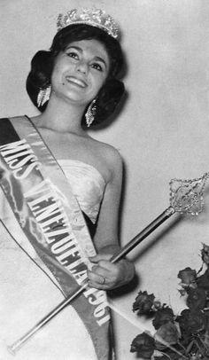 Miss Venezuela 1961 Ana Griselda Vegas