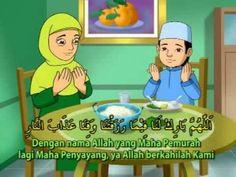 Doa Sebelum dan Sesudah makan