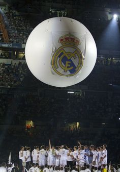 Congratulations Real Madrid!  Felicidades Real Madrid! Hala Madrid