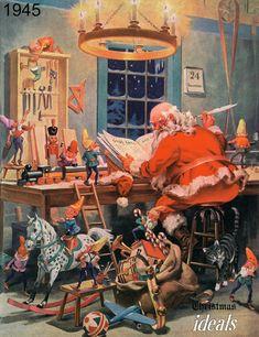 1945 Christmas Ideals