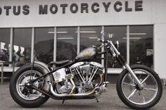 Harley Davidson Shovelhead 1984 By Budlotus Motorcycle
