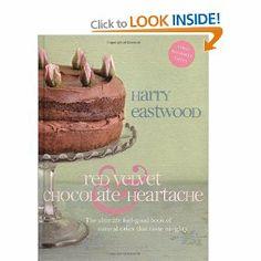 Red velvet & chocolate heartache cookbook