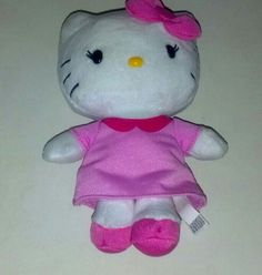Cute 8 Hello Kitty Plush