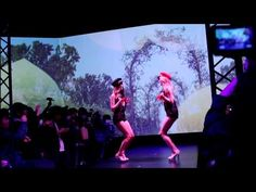 """TOYO TIRES """"REV LIMIT STAGE"""" By CYBERJAPAN DANCERS at TAS2013"""