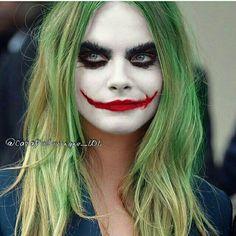 Female Joker Costume, Best Female Halloween Costumes, Joker Halloween Makeup, Joker Halloween Costume, Joker Makeup, Halloween Looks, Halloween Dress, Halloween Outfits, Halloween Costumes For Kids