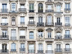 W is for Windows of the World The name of an architectural photo series by André Vicente Gonçalves. Learn all about the artist and his work on Tory Daily here. Windows of the World, the Paris edition, photographed by André Vicente Gonçalves Classic Architecture, Architecture Details, Urban Architecture, Door And Window Design, Grades, Goncalves, Windows And Doors, View Photos, Facade