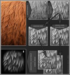 make_fur01.jpg #3d #sculpting #tutorials