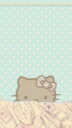 Hello Kitty Cell Wall