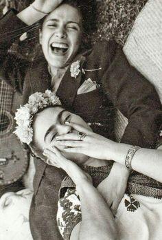Frida Kahlo & Chavela Vargas