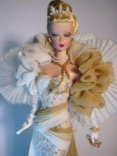 Barbie Isabel Artist Creations Italian O.O.A.K. Fashion Dolls by Alessandro Gatti e Giuseppe De Bellis