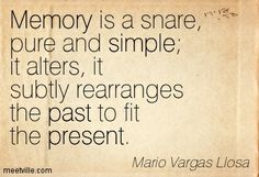 Quotes of Mario Vargas Llosa About science, revolution, society ...