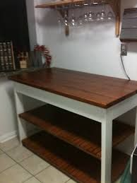 Image result for peninsula built with open shelf table