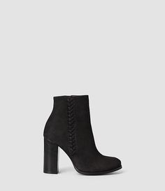 Womens Brodlove Boot (Black) - product_image_alt_text_1