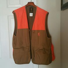 Browning Hunting Vest Mens Hunting Vest  In good conditions Jackets & Coats Vests