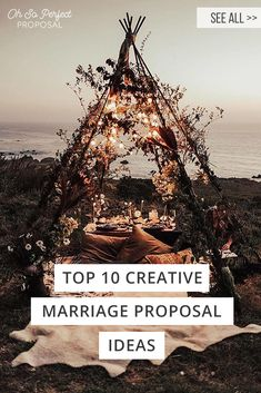 Top 10 Creative Marriage Proposal Ideas❤ There are many different ways to propose. Looking for creative proposal ideas? Read this article and find your way! Get inspiration! Memorable Proposal Ideas, Proposal Ideas At Home, Creative Prom Proposal Ideas, Romantic Proposal, Perfect Proposal, Prom Ideas, Wedding Ideas, Proposal Photos, Diy Wedding