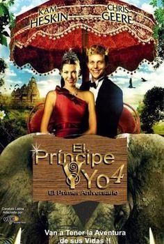 """Película: """"El Principe Y Yo 4 La Aventura Del Elefante (2010)"""""""