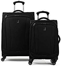 online shopping for Travelpro TourGo Carry Checked Medium Spinner Luggage Set, Black from top store. See new offer for Travelpro TourGo Carry Checked Medium Spinner Luggage Set, Black Best Luggage, Carry On Luggage, Luggage Sets, Travel Luggage, Luggage Store, Computer Backpack, Small Backpack, Men's Backpack