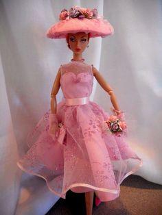 Vintage Repro Articulating Barbie Silkstone Fr Parker Fashion Handmade OOAK Mary   eBay