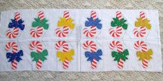 Vintage Fabric Cutout  Christmas Ornaments by VintagePlusCrafts, $6.00