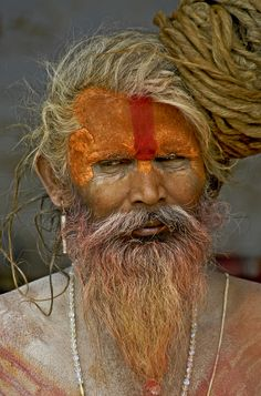 Sadhu (Holy man), India