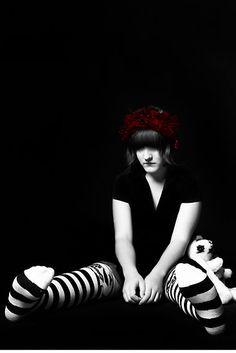 Dark Fairy Tale - ALICE IN WONDERLAND 1 by Adara Rosalie