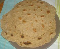 Tortillas mexicanas dietéticas