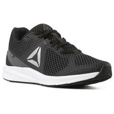 e84ad486b9e Reebok Shoes Women s Endless Road in Black True Grey5r White Size 8.5 -  Running Shoes
