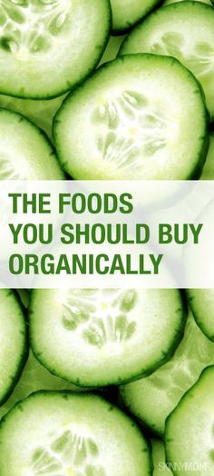 Check out these foods that you should buying organically!  Also check out: http://kombuchaguru.com