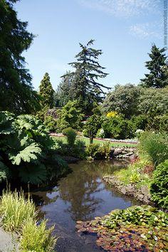 Queen Elisabeth Park - Vancouver, Canada