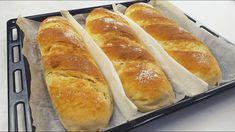 Bread Bun, Bread Rolls, Bread Recipes, Cooking Recipes, Air Fryer Recipes Easy, Our Daily Bread, Sugar Free Recipes, Artisan Bread, Fabulous Foods