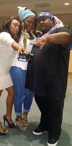 MONEY DONT FOLD CAROLINA MUSIC AWARDS  #VIDEO OF THE YEAR — with Ashley MarShell Ratliff and Edward Bell.