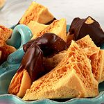 How to make Sponge Toffee..... Canadian Living.....