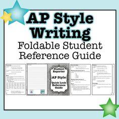 Ap style book pdf