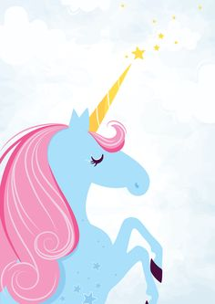 Unicorn phone wallpaper · like the pink mane colour for the towel background, also like the style of the Unicorn Farts, Happy Unicorn, Real Unicorn, Magical Unicorn, Cute Unicorn, Rainbow Unicorn, Pink Unicorn Wallpaper, Diy Unicorn Birthday Party, Unicorn Quotes