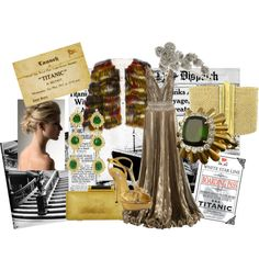 Titanic Luxury, created by hidden-fashionista on Polyvore