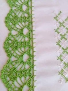 Ideas Crochet Edging Patterns Scarf Lace Shawls For 2019 Crochet Boarders, Crochet Edging Patterns, Crochet Lace Edging, Crochet Squares, Crochet Stitches, Crochet Girls, Love Crochet, Diy Crochet, Crochet Baby